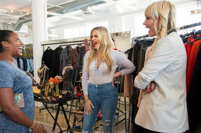 "Kadr z programu ""Revenge Body With Khloe Kardashian"" 