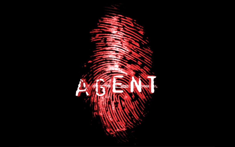"Logo programu ""Agent 3"""