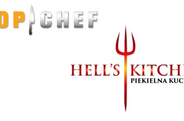 "Logo programów ""Top Chef"" i ""Hell's Kitchen"""