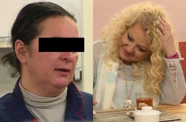 Agnieszka K., była właścicielka lokalu Wyszynk z szynką | fot. TVN