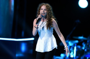 "Agata Buczkowska w ""The Voice of Poland 7"" 