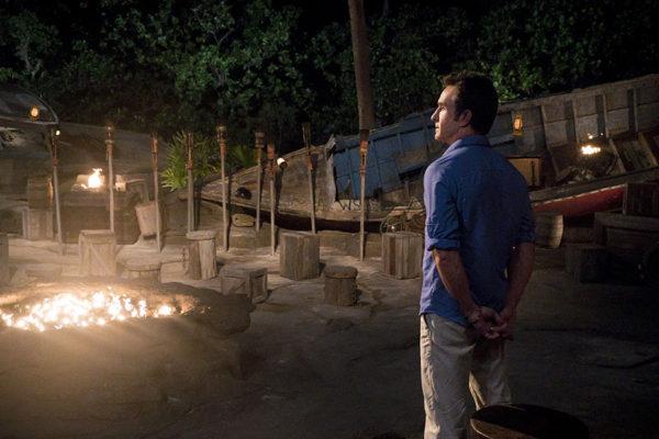 "Jeff Probst, prowadzący ""Survivor"" | fot. CBS"