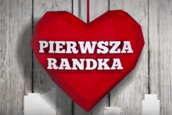 """Logo programu """"Pierwsza randka"""""""
