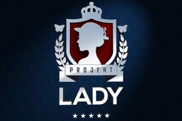 """Logo programu """"Projekt Lady"""""""