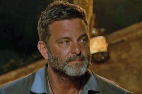 "Jeff Varner na planie ""Survivor"" | fot. CBS"