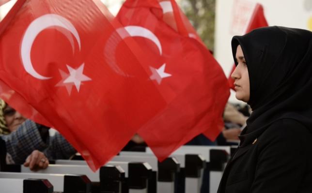 W Turcji zakazano randkowych programów | fot. Getty Images