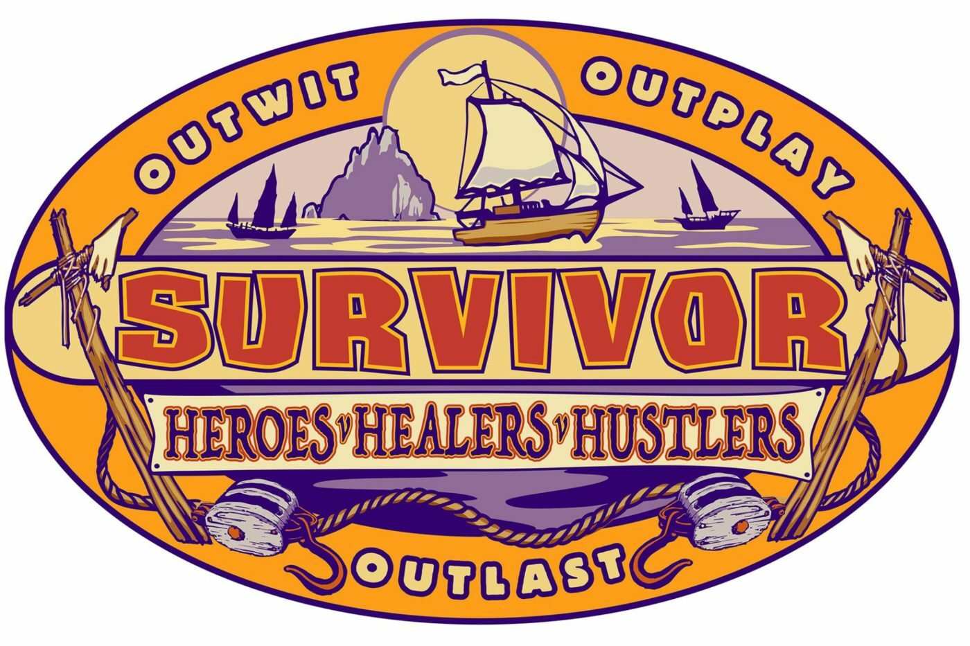 """""""Survivor 35: Heroes v Healers v Hustlers"""""""