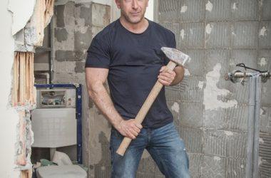 "Kadr z programu ""Zgłoś remont"" | fot. HGTV Home & Garden"