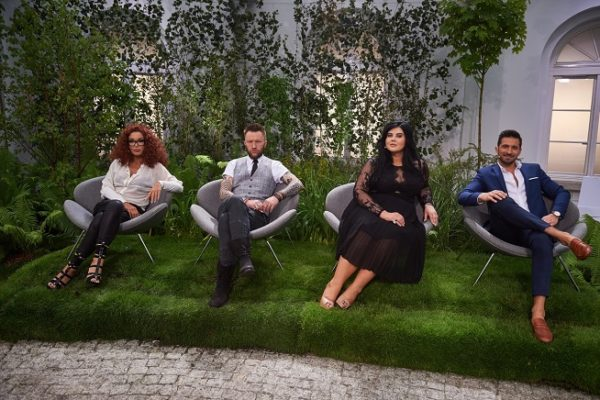 "Jury programu ""#Supermodelka Plus Size"" | fot. Polsat"