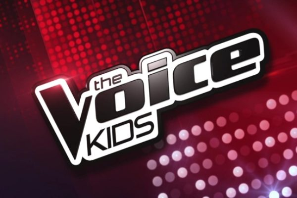 "Logo programu ""The Voice Kids"""