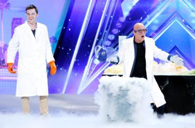 "Nick Uhas w programie ""America's Got Talent 12""   fot. NBC"