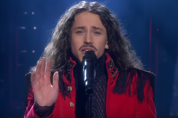 Michał Szpak | fot. YouTube
