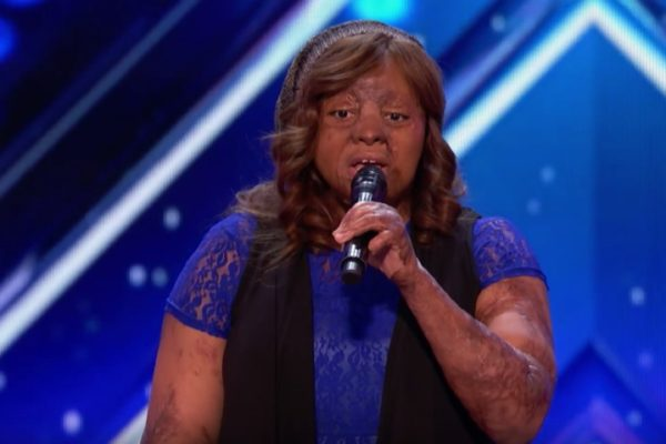"Kechi Catches w ""America's Got Talent 12"" 