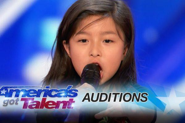 """9-letnia Celine w programie """"Mam Talent"""""""