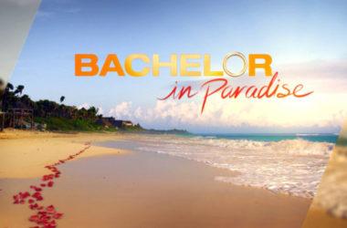 "Logo programu ""Bachelor in Paradise"""