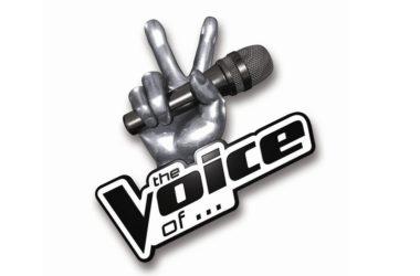 "Logo programu ""The Voice of..."""