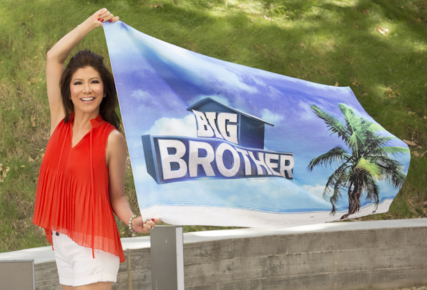 "Julie Chen, prowadząca program ""Big Brother"" 