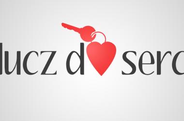 "Logo programu ""Klucz do serca"""