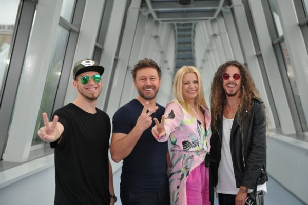 "Jurorzy programu ""The Voice of Poland""   fot. TVP"
