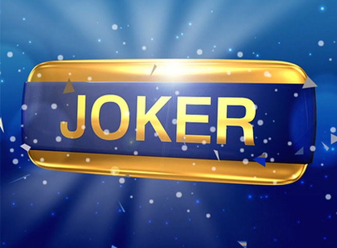 "Logo programu ""Joker"""