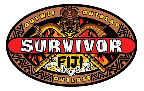 "Logo programu ""Survivor 14: Fiji"""
