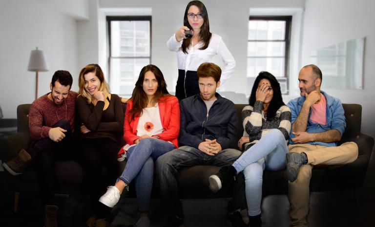 w ciąży i randkowy reality show gay randki prędkości Chicago 2015