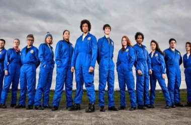 "Uczestnicy programu ""Astronauts: Do You Have What It Takes?"" 