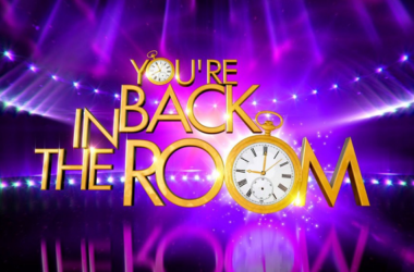 "Logo programu ""You're Back in the Room"""
