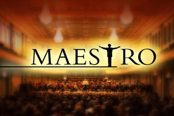 """Logo programu """"Maestro"""""""
