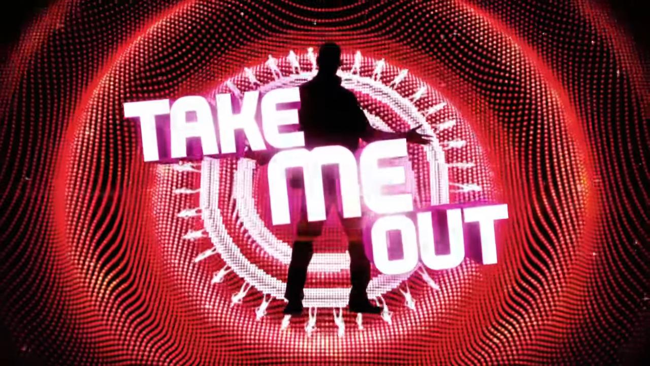 """Logo programu """"Take Me Out"""""""